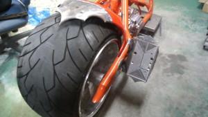 Vee Rubber Monster Radial Tire - 360/30/R18